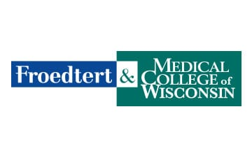 Froedtert and Medical College of Wisconsin logo