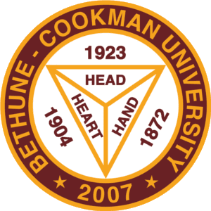 Bethune Cookman University seal