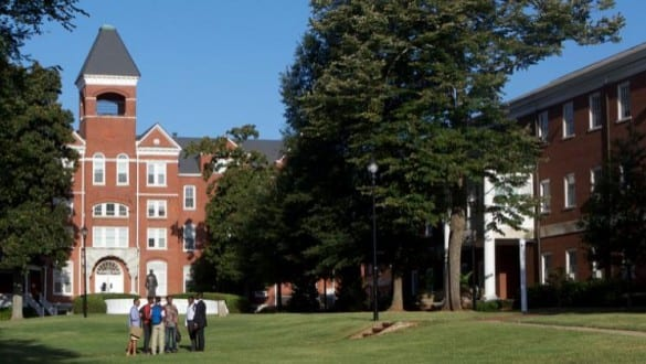 Building at Morehouse College