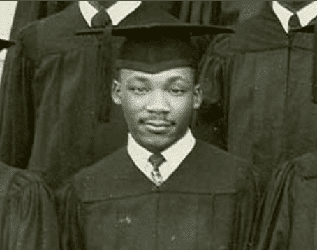 Martin Luther King Jr., Civil Rights Leader, Class of 1948
