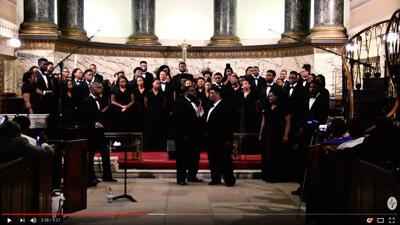 Oakwood University Choir