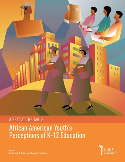 The key findings of the report highlight perceptions of success, education and future aspirations held by low-income African American youth
