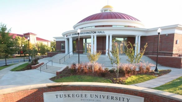 Building at Tuskegee University