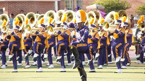 Miles College Band