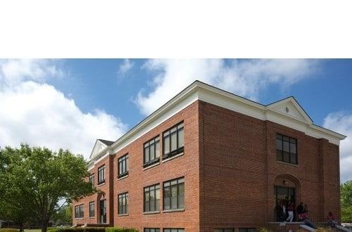 Building at Morris College