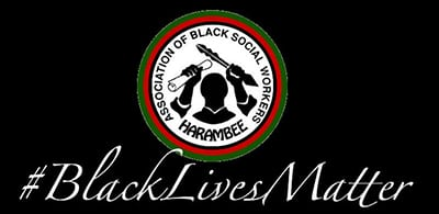National assoc of black social workers logo