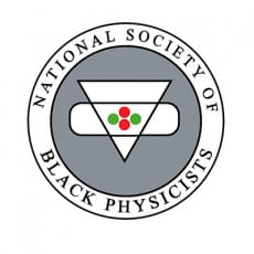 national society of black physicists logo