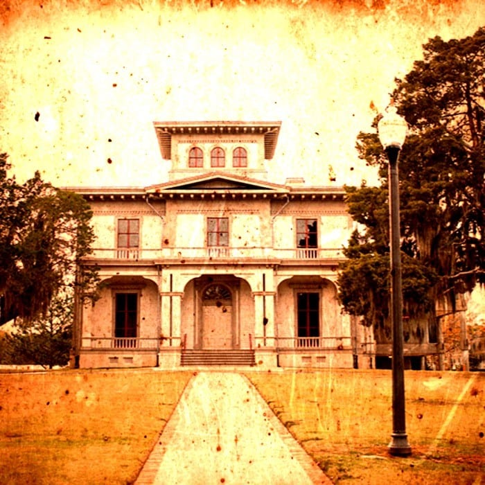 Mansion at Tougaloo College