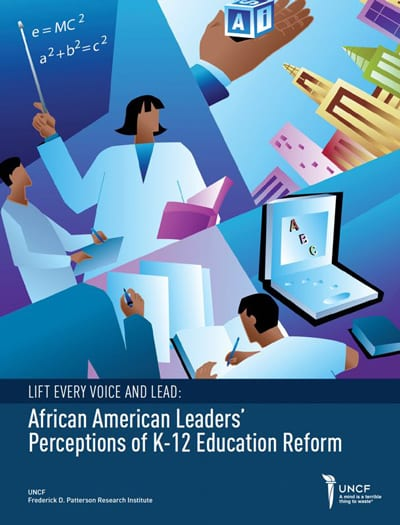 American Leaders' Perceptions of K-12 Education Reform Report Cover