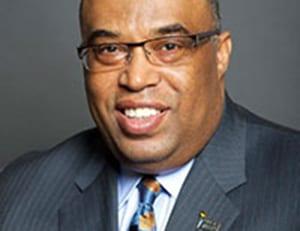 Headshot of Fred Mitchell