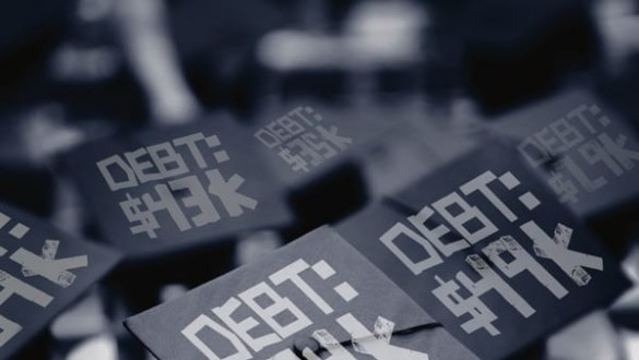 Cover image of Student Debt Report