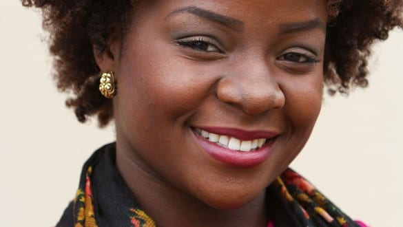 Headshot of Delrisha White