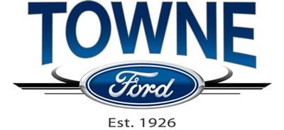 Towne Ford logo