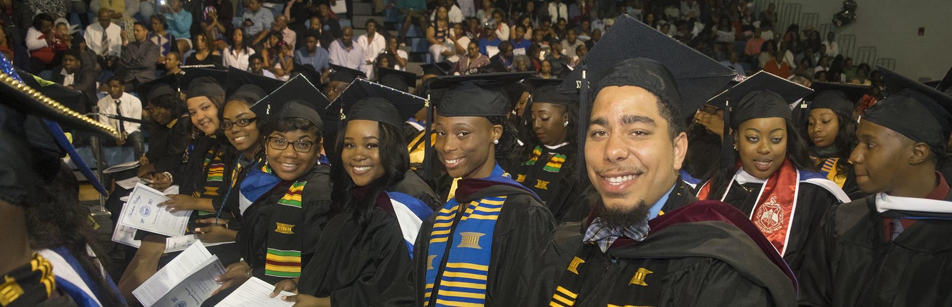 Voorhees graduates