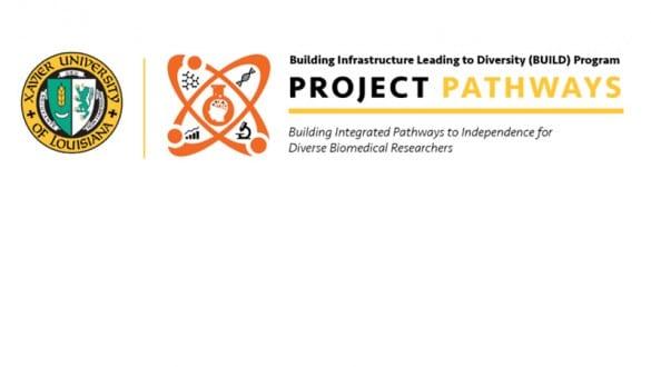 Xavier University Project Pathways logo